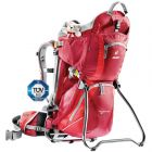 Deuter Kid Comfort 2 - cranberry-fire