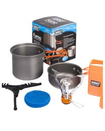 Furno Stove + Pot Set