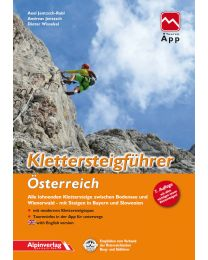 Klettersteigführer Österreich 7. Auflage