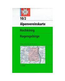 Hochkönig Hagengebirge Nr. 10/2