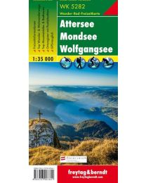 Attersee Mondsee Wolfgangsee WK 5282