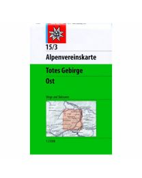 Totes Gebirge Ost Nr. 15/3