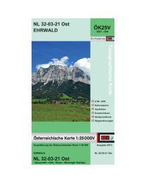 Ehrwald NL 32-03-21 Ost ÖK25V 2221 - Ost