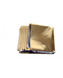 Rettungsdecke Gold/Silver