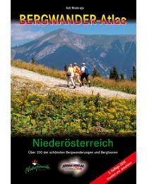 Bergwander-Atlas Niederösterreich