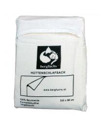 Bergfuchs Hüttenschlafsack 220x88