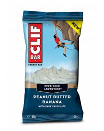 Energy Riegel Clif Bar Peanut Butter Banana