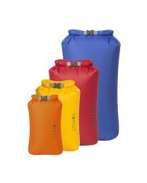 Fold Drybag BS 4 Pack XS-L
