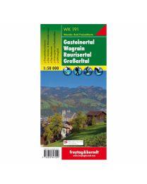 Gasteinertal Wagrain Raurisertal WK 191
