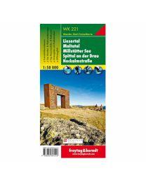 Liesertal Maltatal Millstätter WK 221