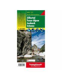 Zillertal Tuxer Alpen Jenbach WK 151