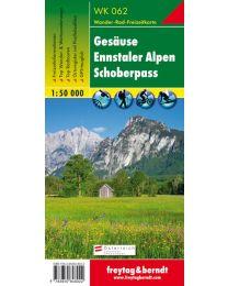 Gesäuse Ennstaler Alpen Schoberpass WK 062
