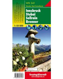 Innsbruck Stubai Sellrain Brenner WK 241