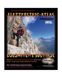 Klettersteigatlas Dolomiten Südtirol