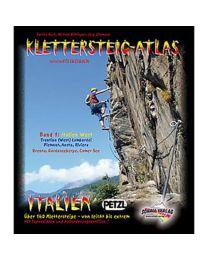 Klettersteigatlas Italien West