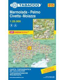 Marmolada - Pelmo Civetta - Mo Nr. 015