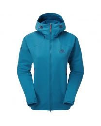 Frontier Hooded Wmns Jacket