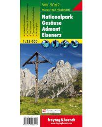 Nationalpark Gesäuse Admont Eisenerz WK 5062
