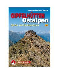 Wanderführer Gipfelhütten Ostalpen