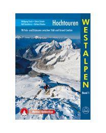 Westalpen Band 1 Hochtourenführer