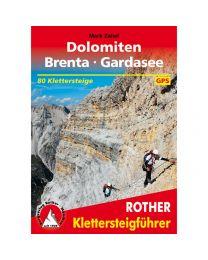 Dolomiten Brenta Gardasee Klettersteigführer