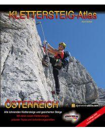 Klettersteigatlas Österreich 6. Auflage