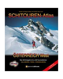 Schitouren-Atlas Österreich West