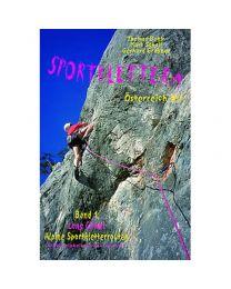 Sportklettern Österreich Ost Long Climbs Band 1