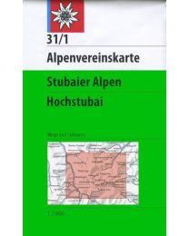 Stubaier Alpen Hochstubai Nr. 31/1
