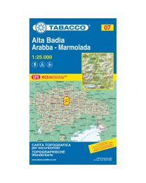Alta Badia Arabba - Marmolada Nr. 07