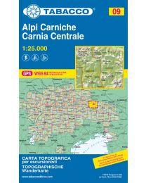 Alpi Carniche Carnia Centrale Nr. 09
