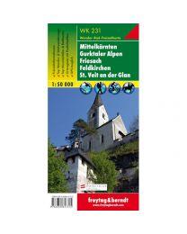 Mittelkärnten Gurktaler Alpen WK 231