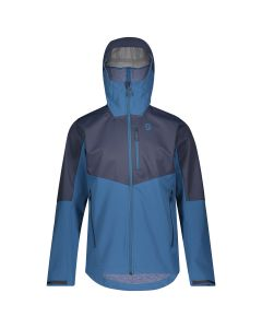 Scott Explorair Ascent Jackets M's - blue nights/blue sapphire