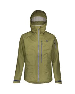 Scott Explorair 3L Jacket Ski- und Freeridejacke - moss green