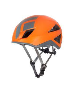 Black Diamond Vector Kletterhelm in der Farbe orange