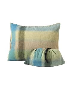 Cocoon Pillow Case Baumwolle/Flanell - African Rainbow
