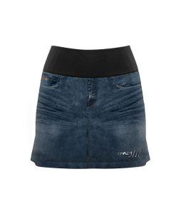 Crazy Idea Skort Hidrogen Woman - Jeans