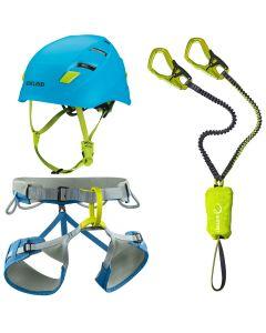 Klettersteig - Komplettset 2 Edelrid Cable Kit 5.0