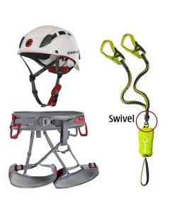 Klettersteig-Komplettset Mammut Edelrid Cable Comfort 5.0