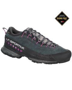 La Sportiva TX4 Woman GTX Zustiegsschuh carbon/purple