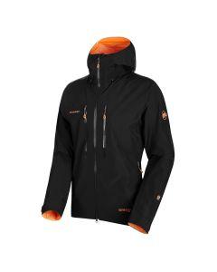 Mammut Nordwand Advanced HS Hooded Jacket Hardshelljacke Black