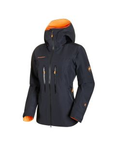 Mammut Nordwand Advanced HS Hooded Jacket Women Hardshelljacke Black