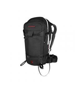 Mammut Pro Removable Airbag 3.0 Black Lawinenrucksack