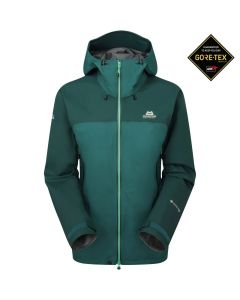 Mountain Equipment Shivling Wmns Jacket - Spruce | Deep Teal