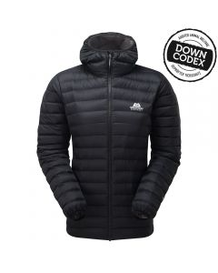 Mountain Equipment Arete Hooded Jacket Women's - black