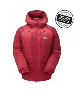 Mountain Equipment Expedition Jacket - barbados red - Expeditionsdaunenjacke