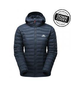 Mountain Equipment Frostline Women's Jacket - Damen-Daunenjacke - Farbe Cosmos