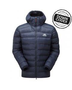 Mountain Equipment Skyline Hooded Jacket - Männer-Daunenjacke - Farbe Cosmos