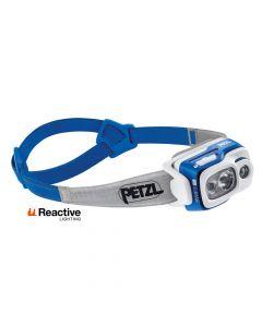 Petzl Swift RL Stirnlampe - Blau