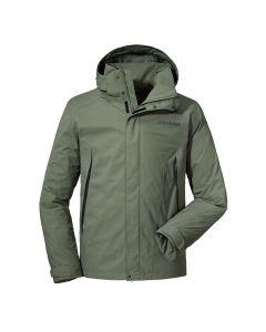 Schöffel Jacket Easy M3 Men Outdoor-Jacke agave-green